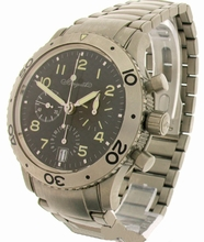 Breguet Heritage Chronograph BG-4894S Mens Watch
