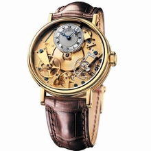 Breguet La Tradition 7027ba/11/9v6 Mens Watch