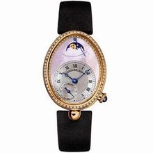 Breguet Reine de Naples 8908ba/w2/864/d00d Ladies Watch