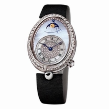 Breguet Reine de Naples 8909bb/vd/864/d00d Ladies Watch