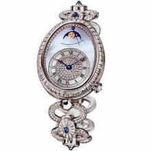 Breguet Reine de Naples 8909bb/vd/j29/ddd0 Ladies Watch