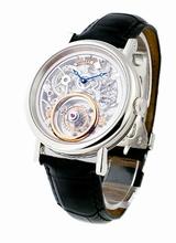 Breguet Tourbillon 5335pt/42/9w6 Mens Watch
