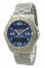 Breitling Aerospace E792C73PRT Mens Watch