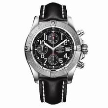 Breitling Avenger A1338012/B975 Black Dial Watch