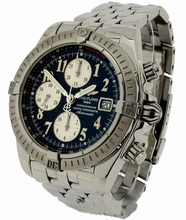 Breitling Chronomat A13356 Black Dial Watch
