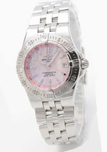 Breitling Chronomatic A710K10PA Mens Watch