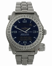 Breitling Emergency E56321 Mens Watch