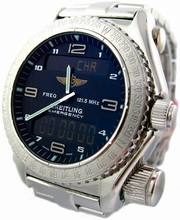 Breitling Emergency J5632111-B433 Mens Watch