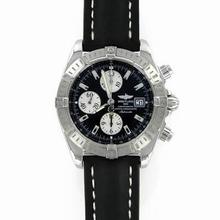 Breitling Evolution A1335611/B719 Black Dial Watch