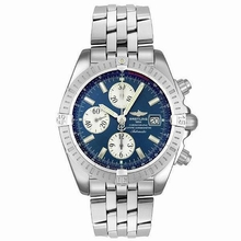Breitling Evolution A1335611/C645 Blue Dial Watch
