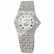 Breitling Galactic A71340L2/G670 Ladies Watch