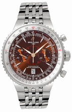 Breitling Montbrillant A2334021.Q548-SS Mens Watch