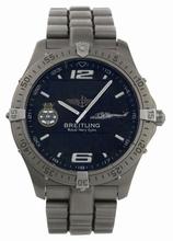 Breitling Montbrillant A41370 Mens Watch