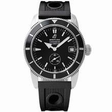 Breitling SuperOcean A3732016/C735 Black Dial Watch
