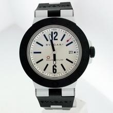 Bvlgari Aluminum AL 44TA Mens Watch