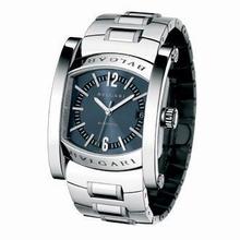 Bvlgari Assioma AA44C14SSD Blue Dial Watch