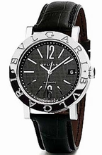 Bvlgari BB BB33BSLDAUTO Mens Watch