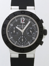 Bvlgari Diagono AC38BTAVD Mens Watch