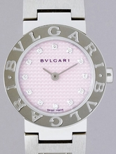 Bvlgari Diagono BB23C2SS/12 JA Mens Watch