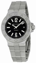 Bvlgari Diagono BVL-DG40BSSD Mens Watch