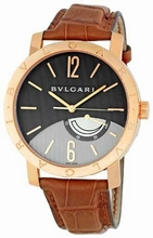 Bvlgari Diagono BVLBBP41BGL Mens Watch
