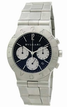 Bvlgari Diagono CH35BSSD Mens Watch