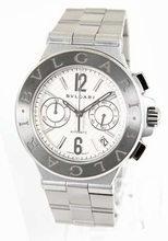 Bvlgari Diagono DG40C6SSDCH Mens Watch