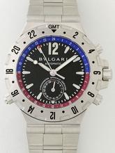 Bvlgari Diagono GMT40SSD AUTO Mens Watch