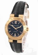 Bvlgari Diagono LCV29GLD Mens Watch