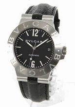 Bvlgari Diagono LCV38BSLD Mens Watch
