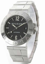 Bvlgari Diagono LCV38BSSD Mens Watch