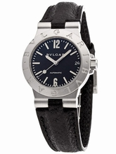 Bvlgari Diagono LCVW29GLD Mens Watch