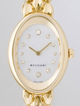 Bvlgari Ovale OV32GG/12 Ladies Watch