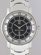 Bvlgari Parentesi ST35BSSD Mens Watch