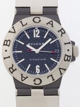 Bvlgari Rettangolo TI32BTAVD Mens Watch
