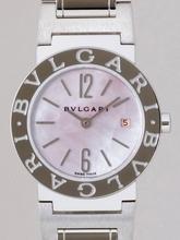 Bvlgari Solotempo BB26C11SSD Mens Watch