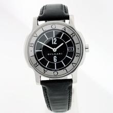 Bvlgari Solotempo ST 35 S Quartz Watch