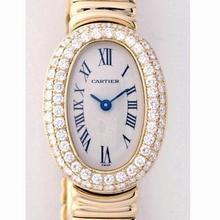 Cartier Baignoire WB5094D8 Ladies Watch
