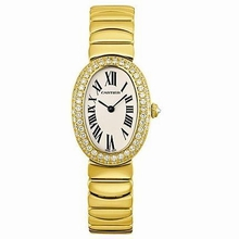 Cartier Baignoire WB5096W1 Ladies Watch