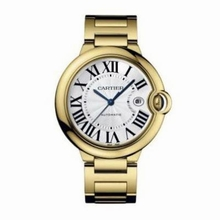 Cartier Ballon Bleu W69005Z2 Mens Watch