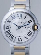 Cartier Ballon Bleu W69009Z3 Mens Watch
