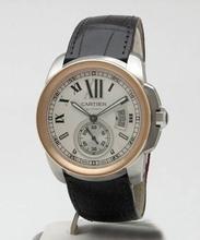 Cartier Calibre de W7100011 Mens Watch