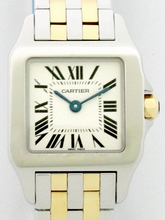 Cartier La Dona de W25067Z6 Mens Watch
