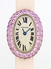 Cartier La Dona de WB513231 Mens Watch