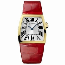 Cartier La Dona W6400156 Ladies Watch