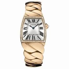 Cartier La Dona WE60050I Ladies Watch