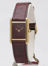 Cartier Must 21 2684919723 Mens Watch