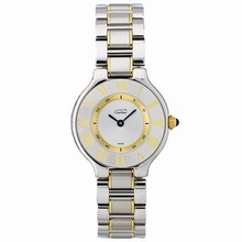 Cartier Must 21 W10073R6 Ladies Watch