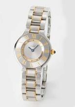 Cartier Must 21 W10073R6 Mens Watch