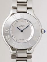 Cartier Must 21 W10110T2 Mens Watch